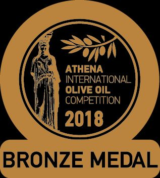 BRONZE MEDAL AT 3RD INTERNATIONAL OLIVE OIL COMPETITION