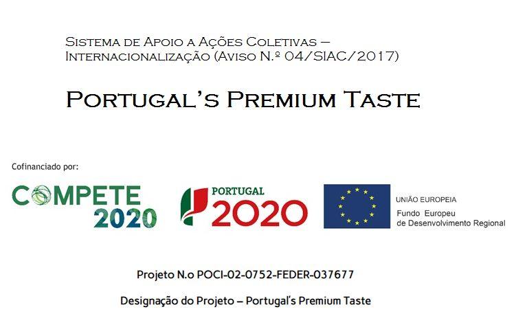 PORTUGAL'S PREMIUM TASTE