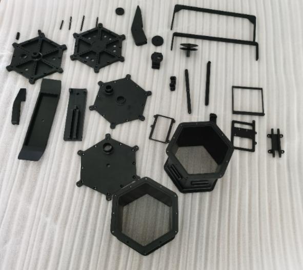 customized precise anodized cnc aluminium parts