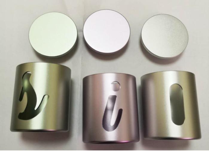 Food Grade Customized Aluminium Box