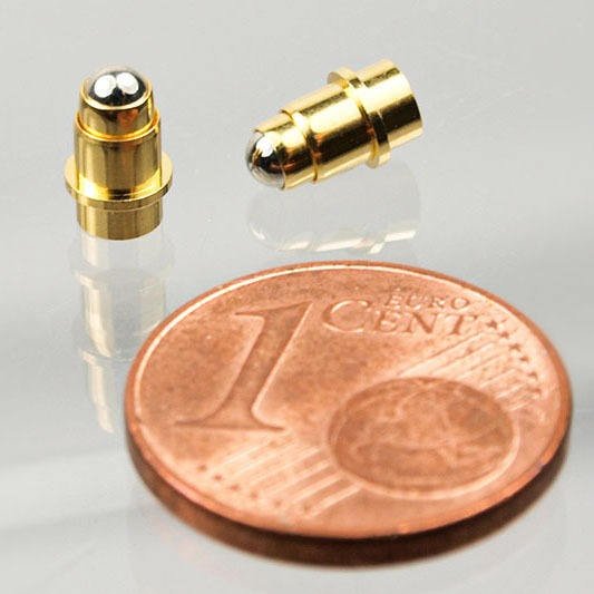 Miniatur Rolling Pin mit 3A