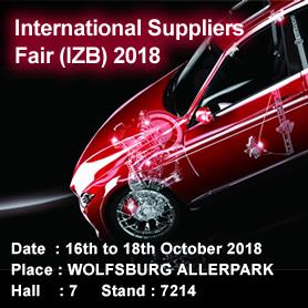 International Suppliers Fair  (IZB) 2018