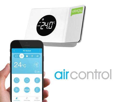 AirControl. Ο έξυπνος ελεγκτής κλιματιστικού