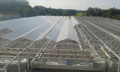 Nuevas instalaciones de Huber Technology en Bayreuth