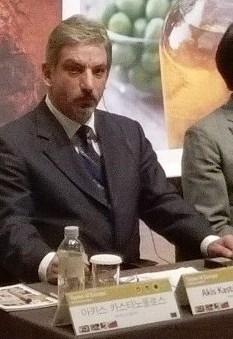 Με τον Ευρωπαίο Επίτροπο Γεωργίας και Αγροτικής Ανάπτυξης στ