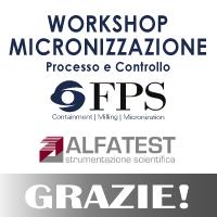 Workshop sulla Micronizzazione