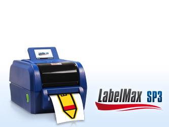 Der neue LabelMax SP3 – für eine effiziente Kennzeichnung