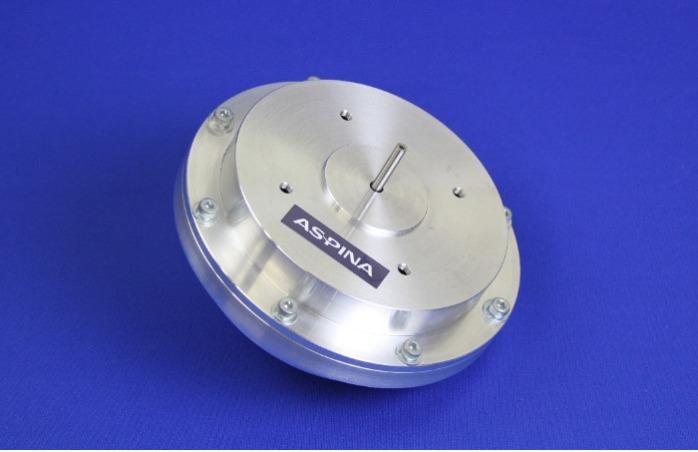 ASPINA pioneers in small satellite component development