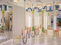 Airfal pone luz a las nuevas tiendas de Pull&Bear