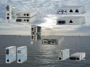Industrial Media Converters Now at ProTel