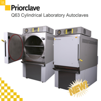 Cylindrical Chamber Autoclaves Lower Sterilising Costs