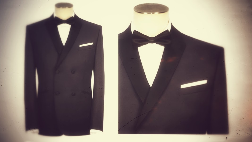 Festlicher Anzug: nicht nur Smoking und Hochzeitsanzug