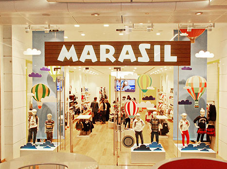 42 retail stores presence in 9 countries