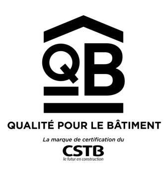 certification QB - Qualité pour le Bâtiment
