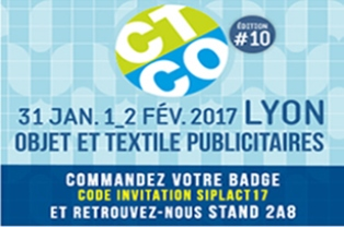 Sipla sera présent au salon CTCO à Lyon
