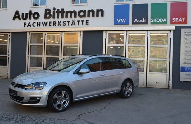 2013 | VW - Golf VII 7 Variant 1,6 TDI DPF