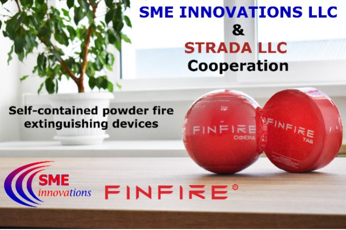 New products for innovative automatic fire extinguishing