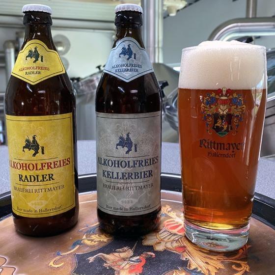 Como a cerveja sem álcool é produzida?