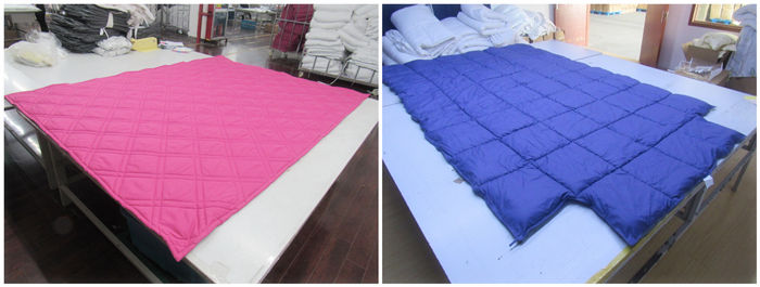 Quality control service for secure buying bedding products