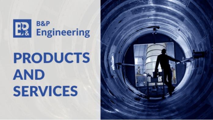 Presentation of B&P Engineering potentials