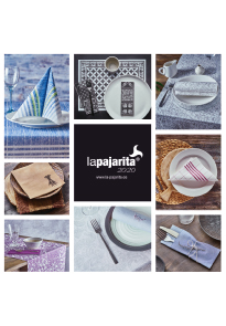 Catálogo 2020 La Pajarita | Mapelor
