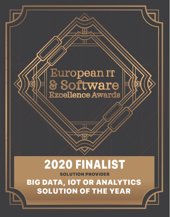 SIRIN SOFTWARE IS A FINALIST OF THE EUROPEAN IT AWARDS