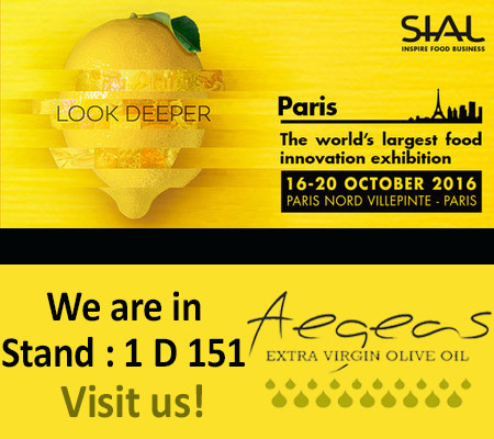 We are PARTICIPATING IN SIAL