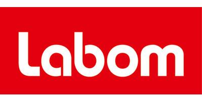 LABOM updates its company logo