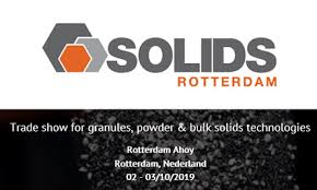 Come & meet us in Solids 2019