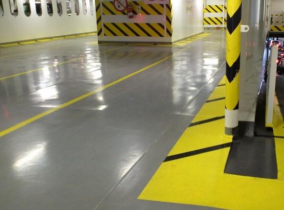 Polyurethane Industrial floors