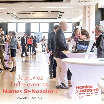 Salon du Tourisme d'Affaires Nantes Saint-Nazaire