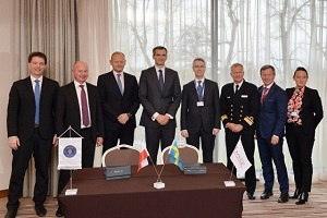 Base Group signed a contract with Saab