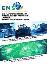 CGS sarl partenaire de EMS Négoce