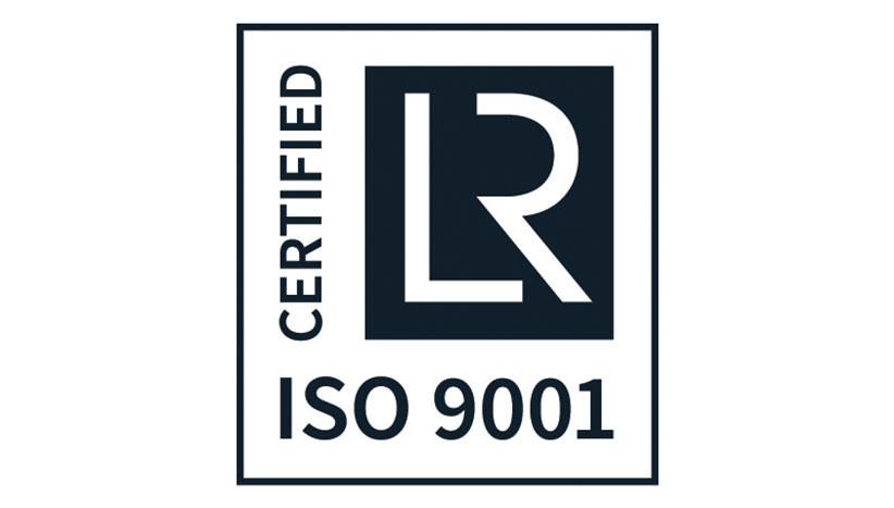 Recertificação bem-sucedida segundo a DIN EN ISO 9001:2015