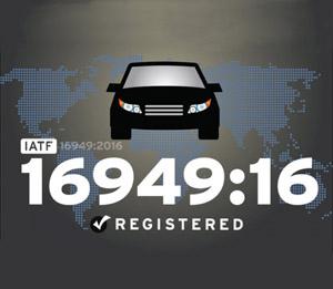 IATF 16949:2016 Certification