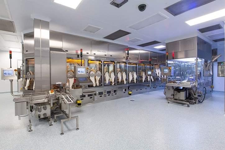 ISPE Award für Cook Pharmica mit OPTIMA Anlagentechnik