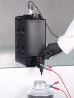 Compact jerrycan – now also electroconductive