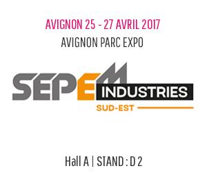 NO-NAIL BOXES au salon SEPEM 2017 à Avignon