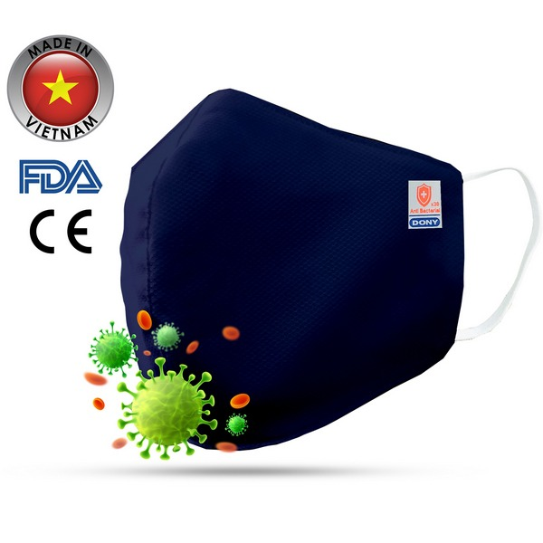 DONY produce COVID face mask for American & Europe - Top B2B
