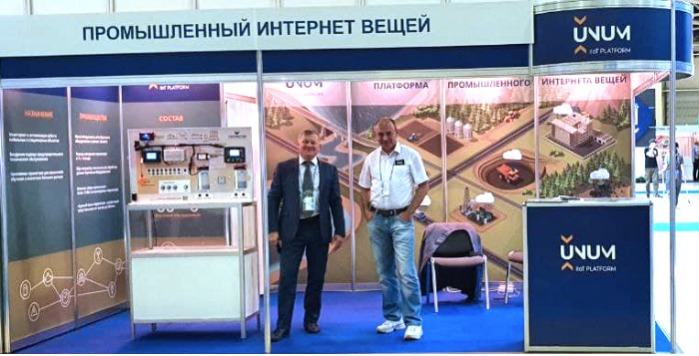 BACK TO TECHNOLOGIES AT SVYAZ-2021 (MOSCOW)