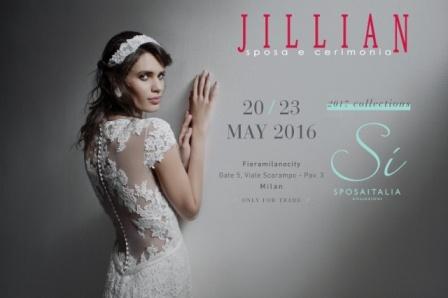 Jillian a Si Sposaitalia Milano
