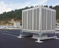 Climatización evaporativa en el sector de la automoción