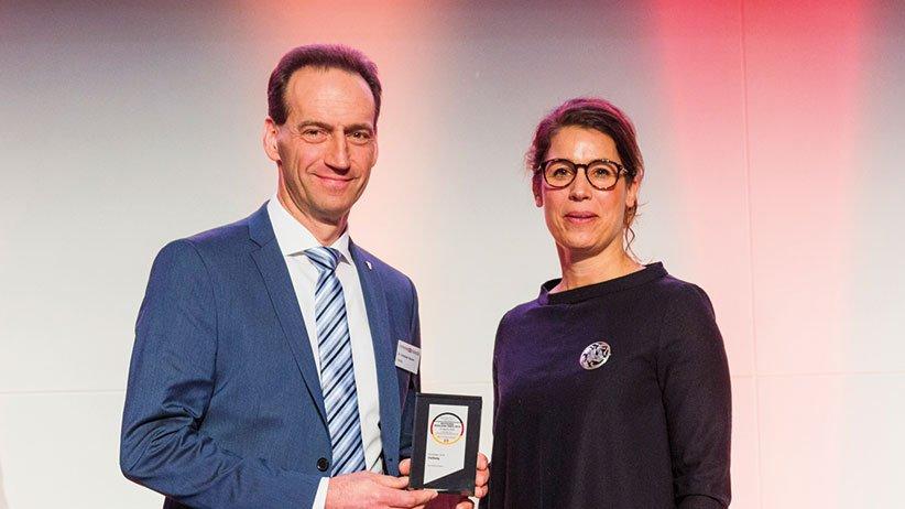 "Xelletor 系列荣获""2019 德国卓越奖 (German Excellence Award 2019)"""