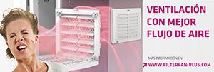Ventilación con mejor flujo de aire