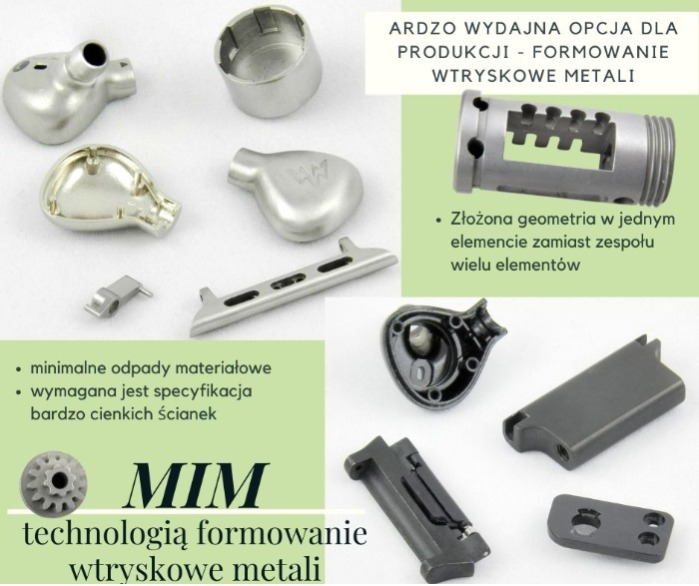 Eurobalt®:rozwiązania z zakresu formowania wtryskowego metal