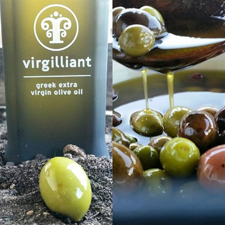 Greek Premium Extra Virgin Olive Oil