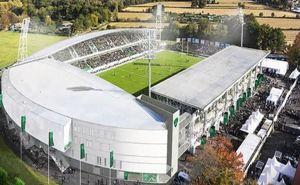Stade du Hameau (Pau)