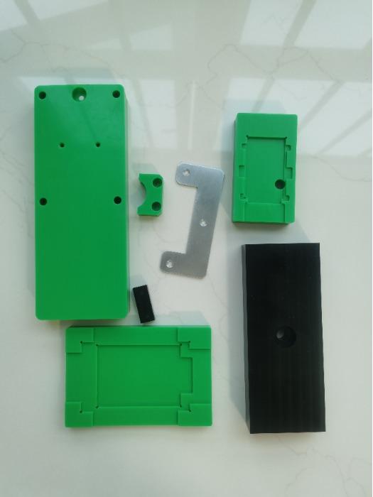 customized cnc machinining plastic parts