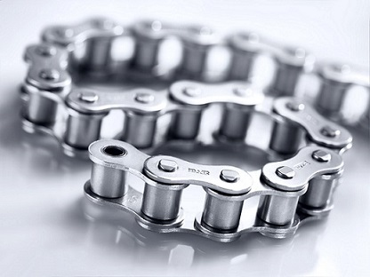 Always dry: New maintenance-free stainless steel chains