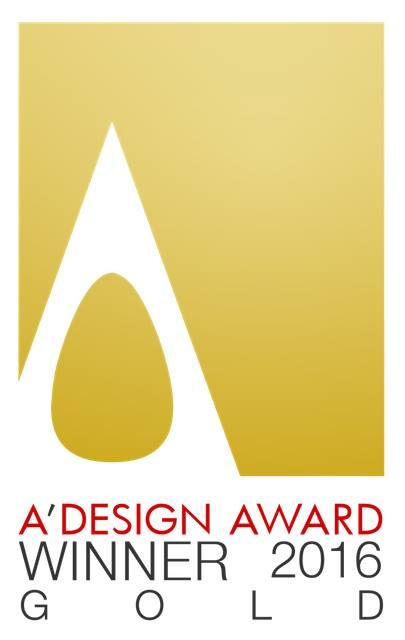 Χρυσό βραβείο για την συσκευασία στο Κόμο της Ιταλίας.